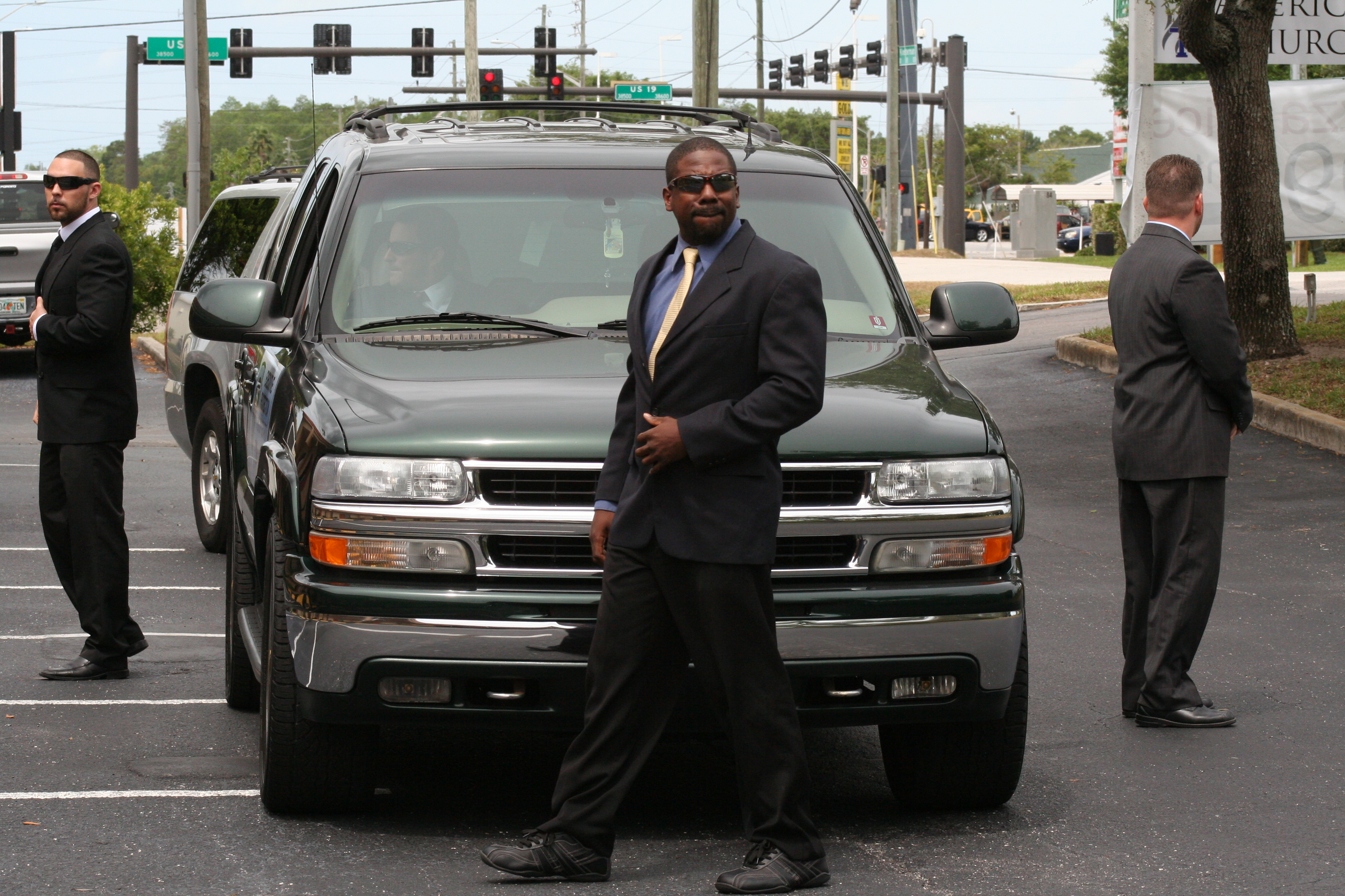 Executive Protection, Executive Security | Pinkerton
