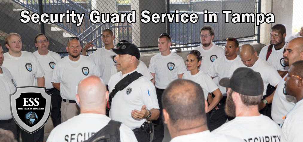 Security Guard Service in Tampa