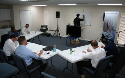 US DOE Licensed Security Training at ESS Global Corp