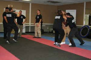 bodyguard training in Dallas