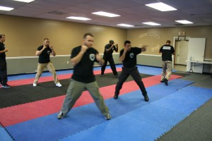 Bodyguard training in Las Vegas