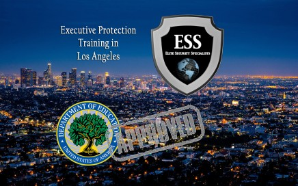 Executive Protection in Los Angeles