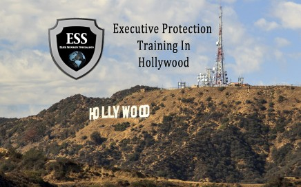 executive protection training in Hollywood