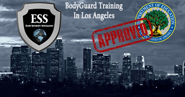 The best bodyguard training in los angeles is executive Best home security los angeles