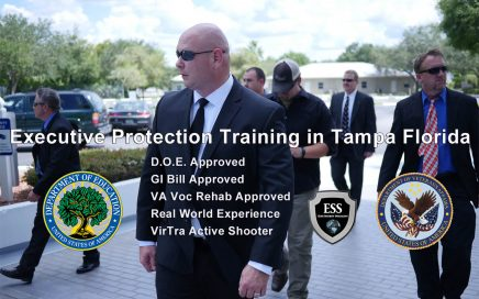 Executive Protection Training in Florida