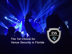 Venue security in florida