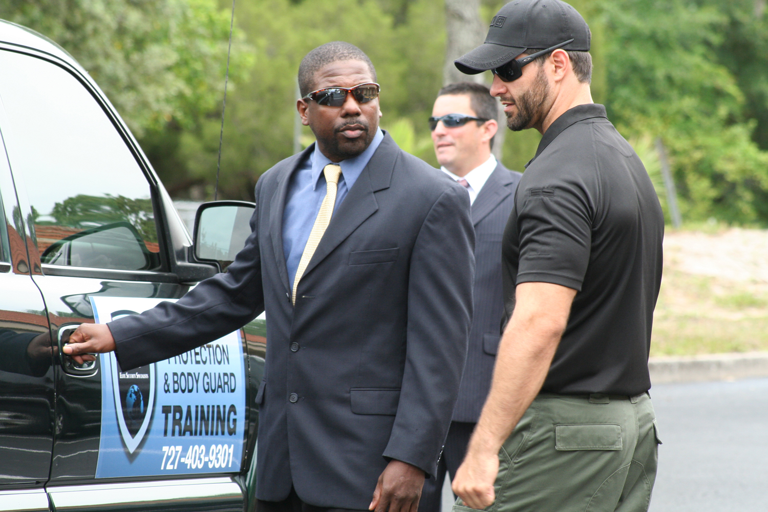 Executive Protection Training In Tampa Florida S Only Gi
