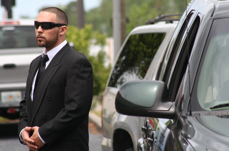 Bodyguard Service Tampa Clearwater St Petersburg