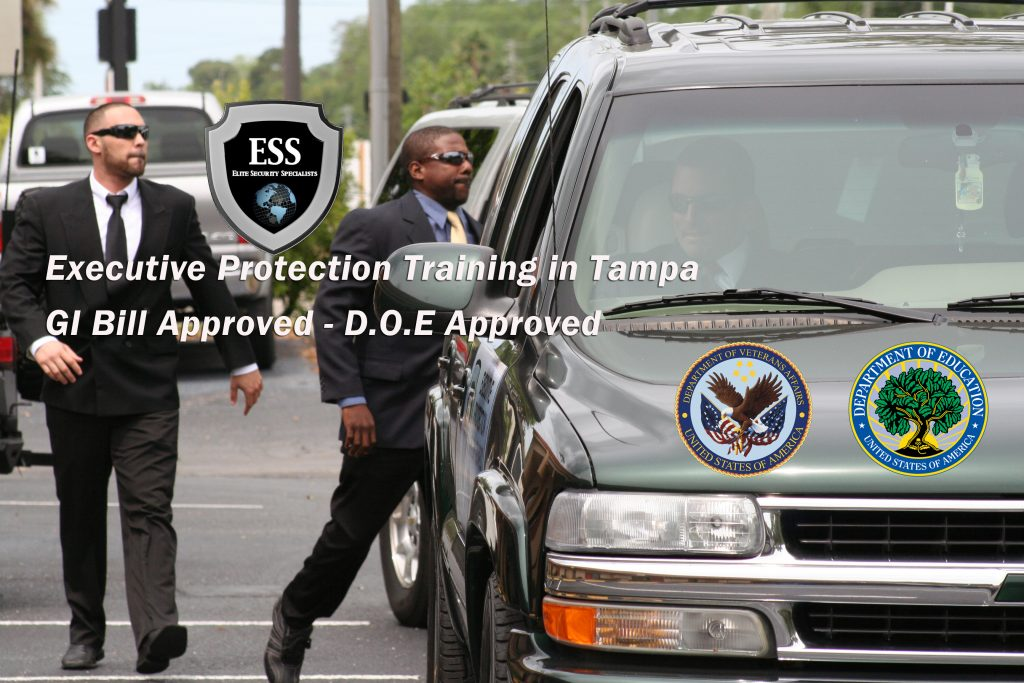 Gi Bill Approved Executive Protection School Florida S
