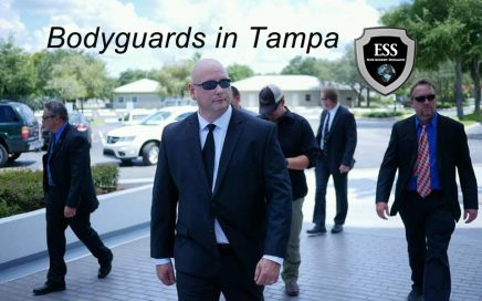 Bodyguards in Tampa