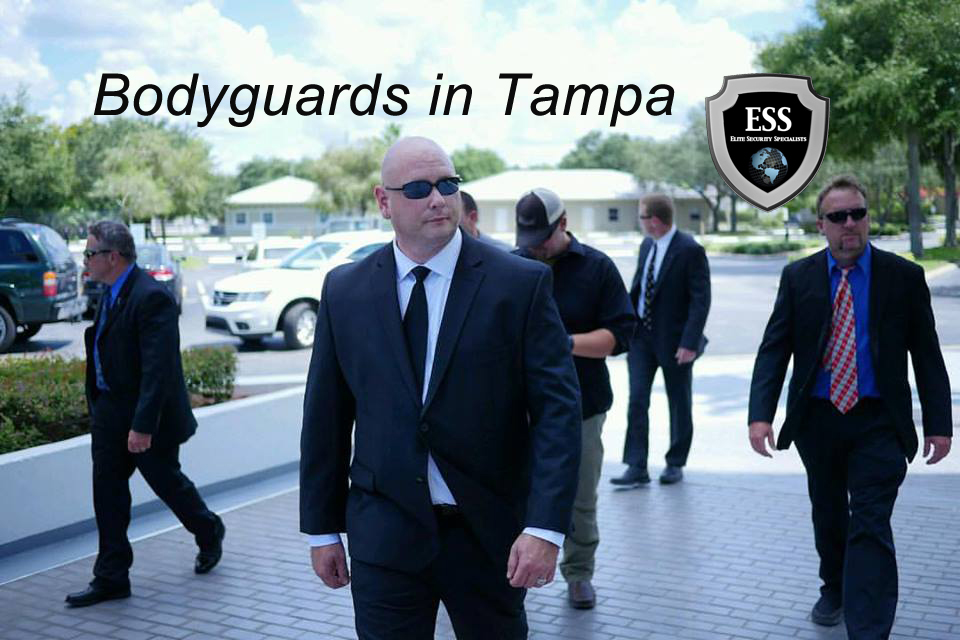 Bodyguards In Tampa Orlando Miami And More Ess Global Corp