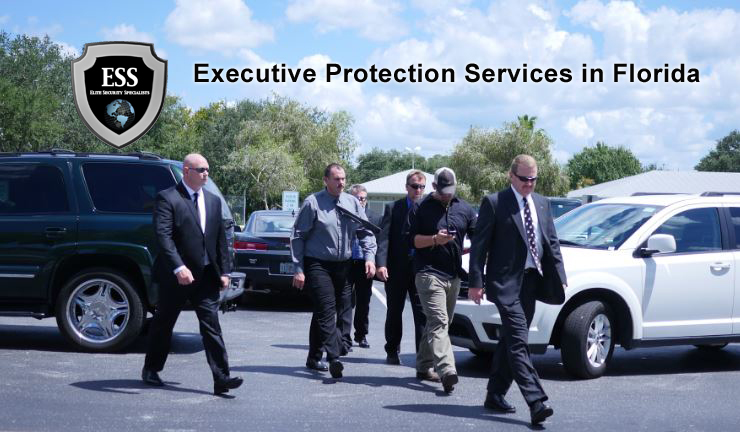 Executive Protection Services In Florida Ess Global Corp