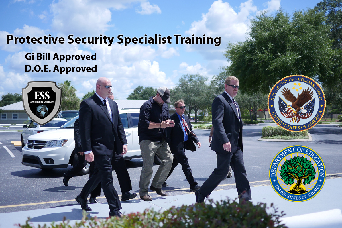 Protective Security Specialist Training Course