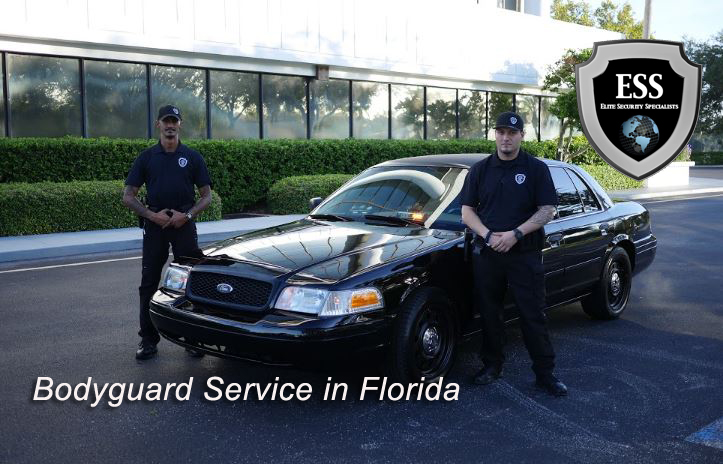Bodyguard Services in Orlando