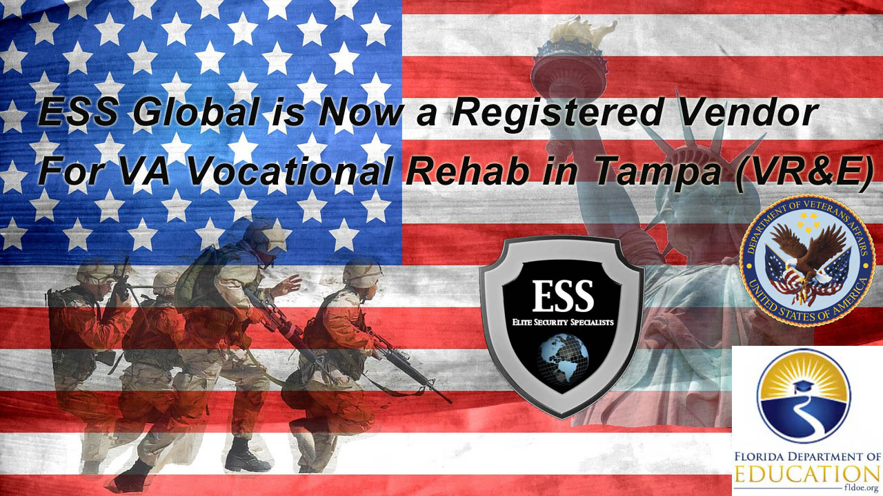 Ess Global Now Approved For Va Vocational Rehab In Tampa