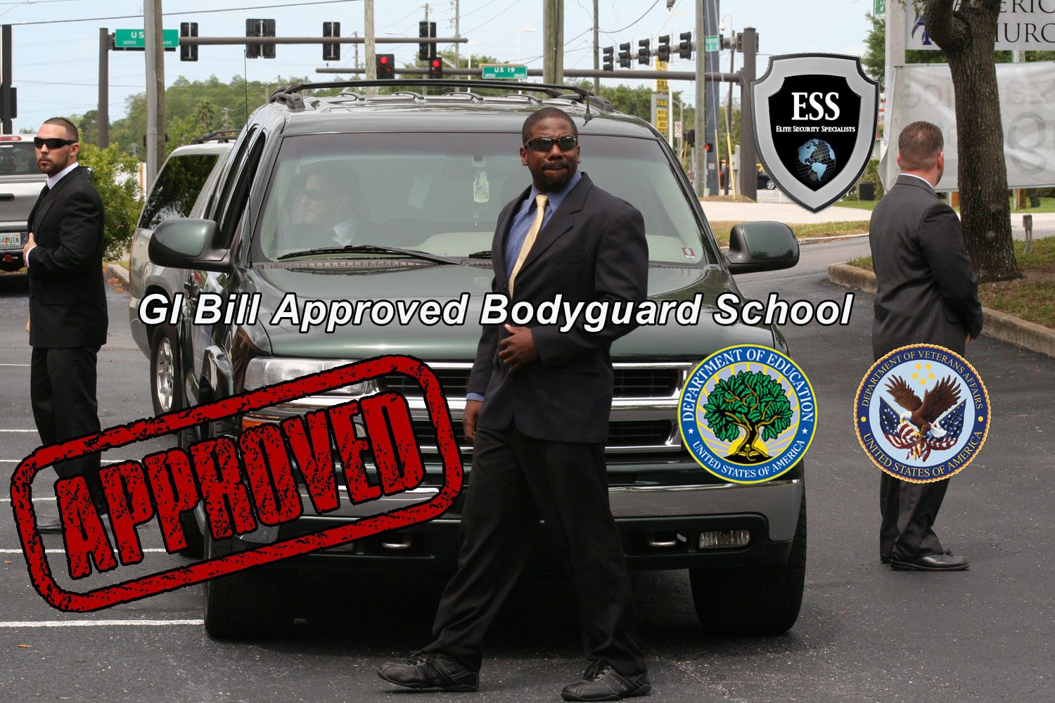 Gi Bill Approved Bodyguard School Florida S Only