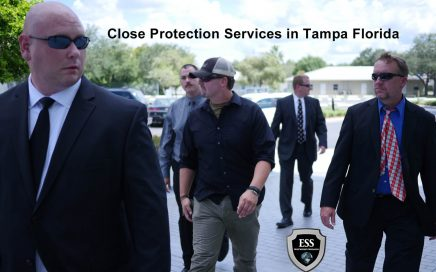 Close Protection Services in Tampa