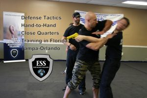 Defensive Tactics Training in Tampa May 12 at ESS Global