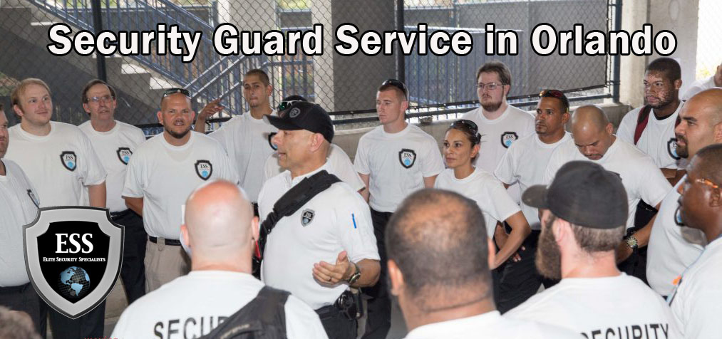 Security Guard Service in Orlando
