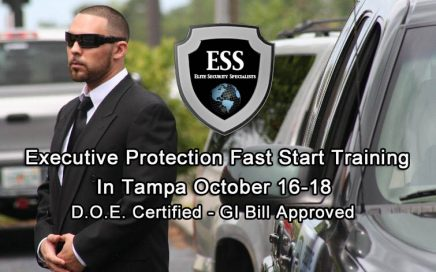 Florida Bodyguard Training - Fast Start Feature Image