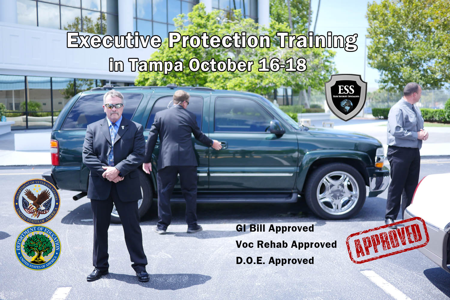 Executive protection training in tampa october 16 19 at ess global executive protection training in tampa october 16 19 at ess global corp 1betcityfo Gallery