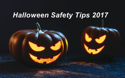 Halloween Safety Tips 2017