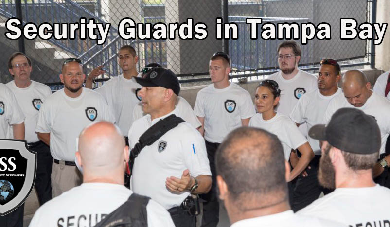 Security Guards in Tampa Bay Florida