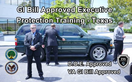Gi Bill Approved Executive Protection Training - Texas
