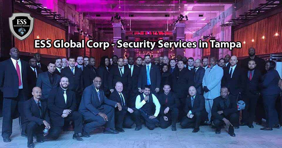 Security Services in Tampa