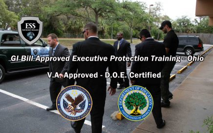 GI Bill Approved Executive Protection Training - Ohio