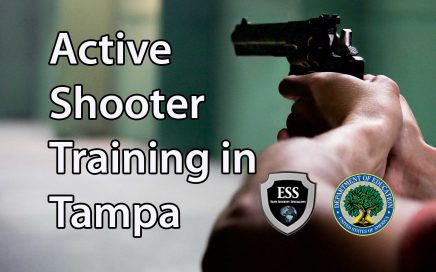 Active Shooter Training in Tampa