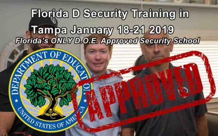 Florida Class D License Training in Tampa JAN