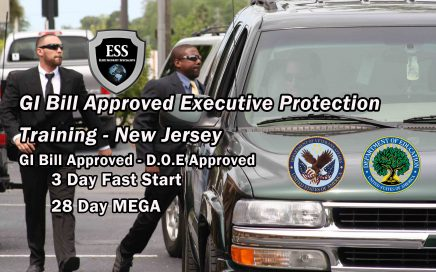 GI Bill Approved Bodyguard Training - New Jersey