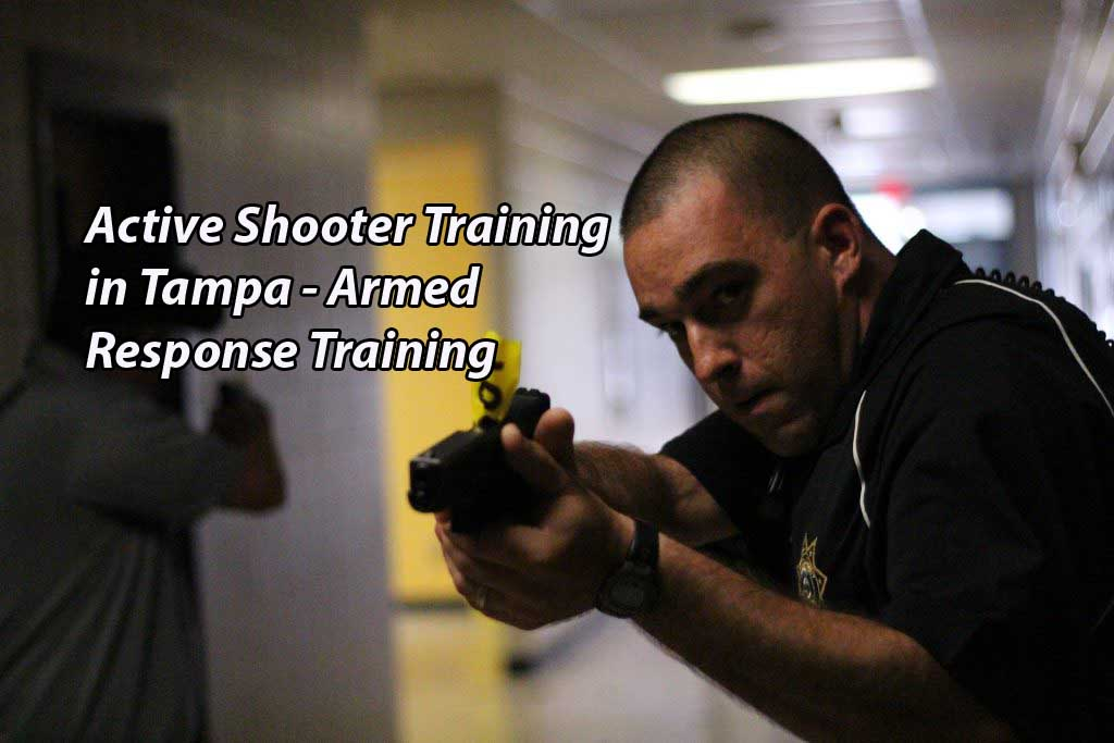 Shooter Training - Armed Response Training