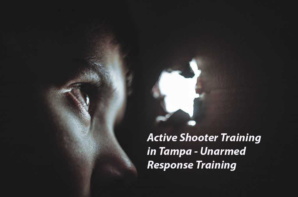 Tampa Active Shooter Training - Unarmed Response