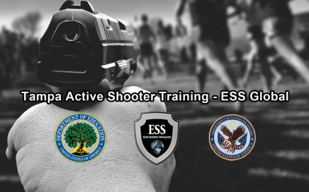 Tampa Active Shooter Training - Armed and Unarmed Response