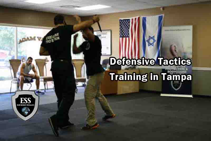 Defensive Tactics Training in Tampa Event