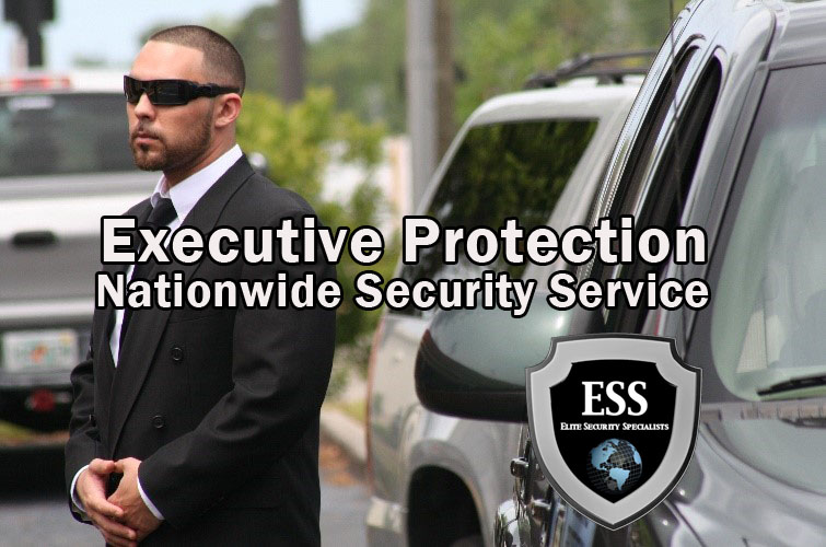 Executive Protection Nationwide Security Service