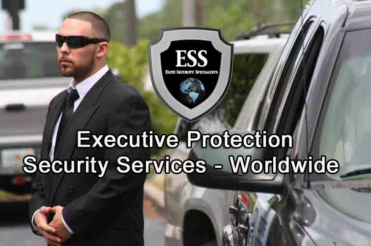 Executive Protection Security Services - Worldwide