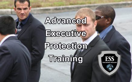 advanced executive protection training