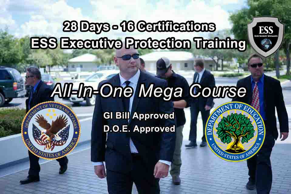 Executive Protection Training - Georgia