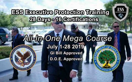 GI Bill Approved Executive Protection Training JULY 2019 (1)