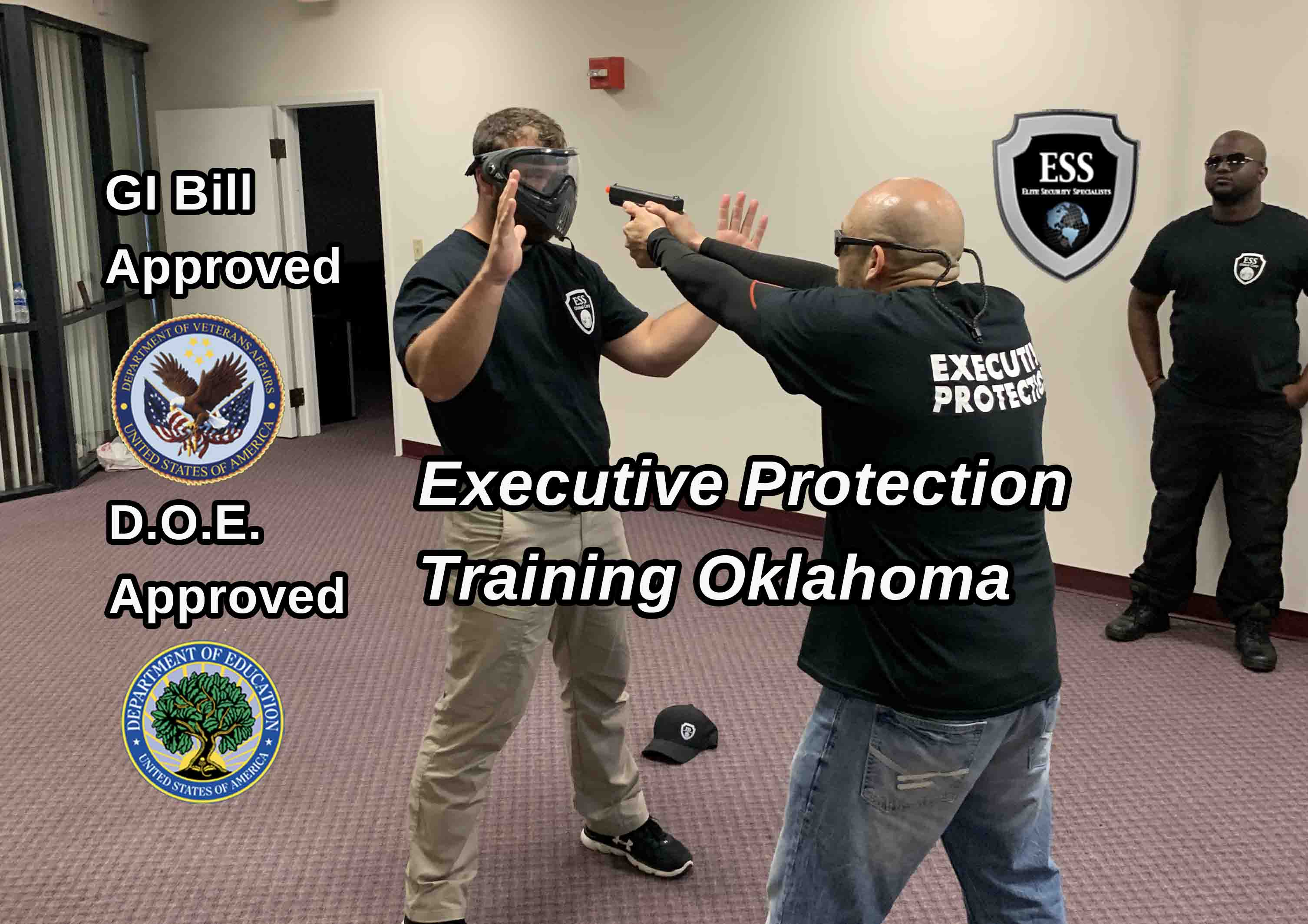 GI Bill Executive Protection Training - Oklahoma